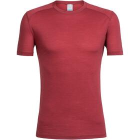 Icebreaker M's Sphere SS Crewe Shirt vintage red